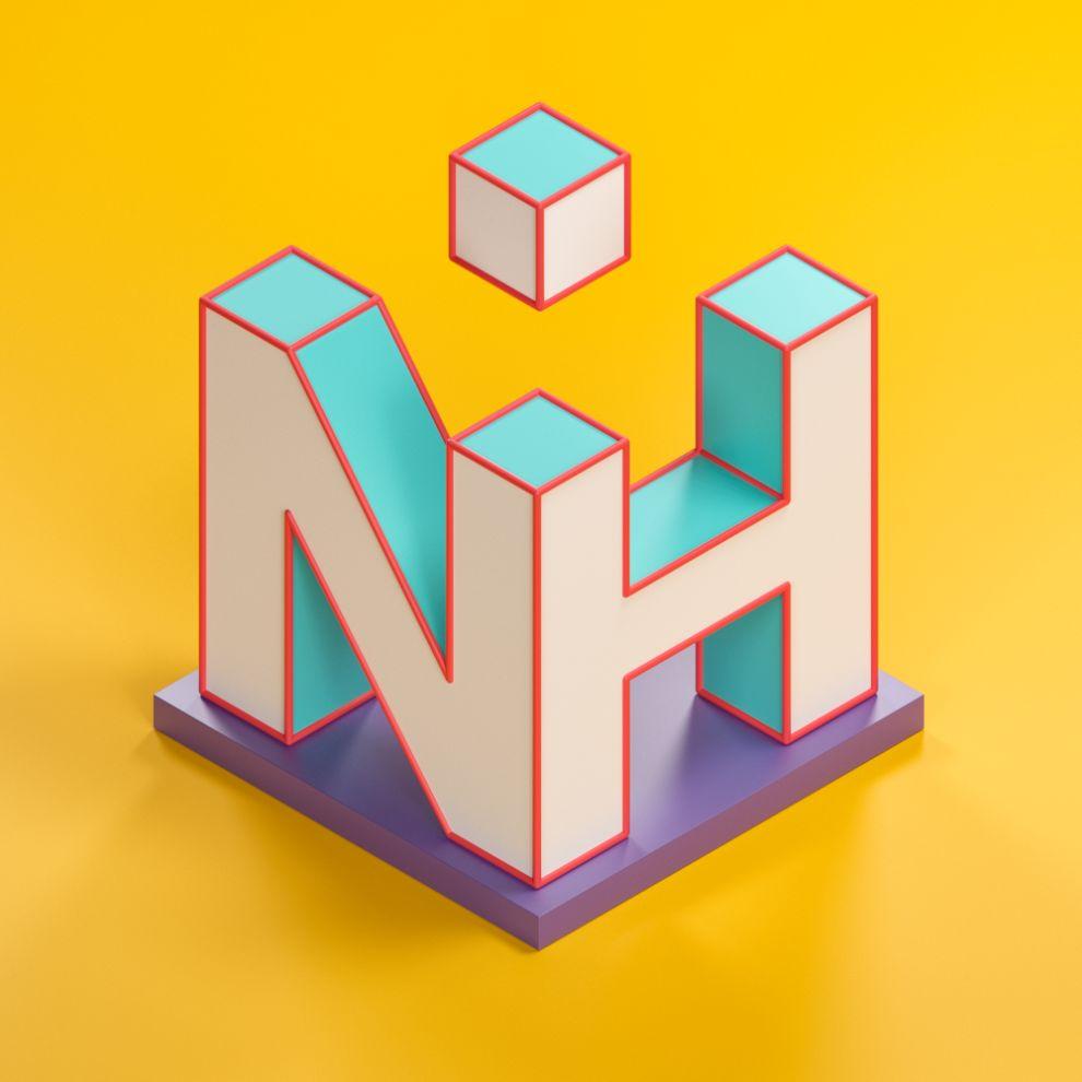 Natural Highs Festival 2017 Print Design