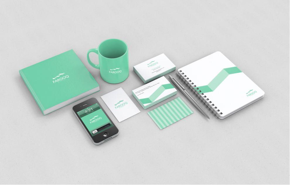 Farooq Academy Print Design
