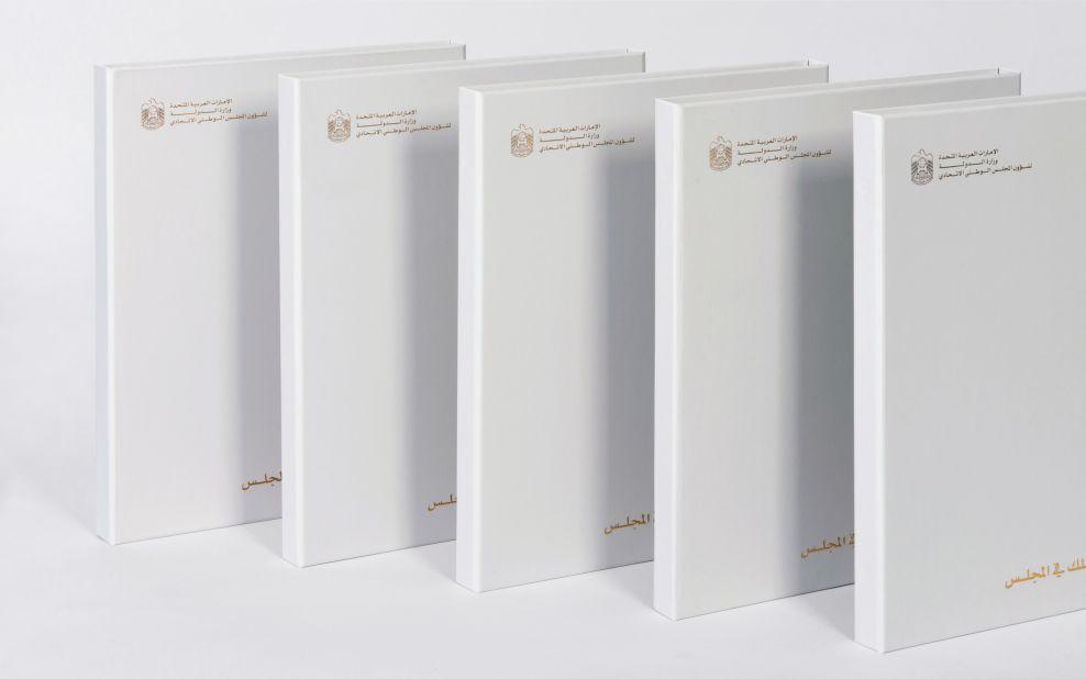 Federal National Council Affairs Print Design