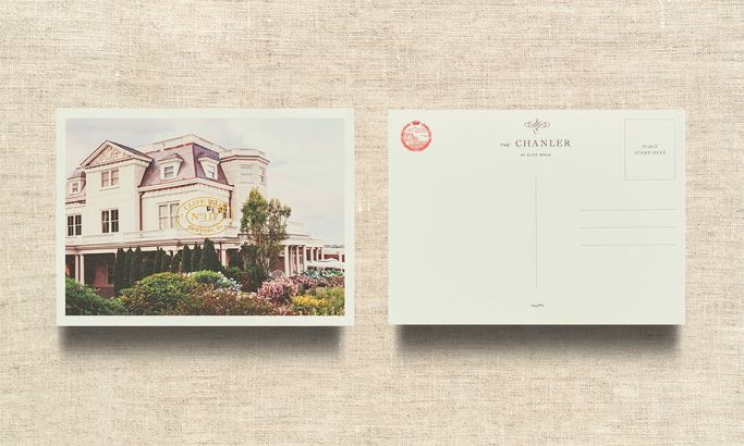The Chanler Clean Package Design