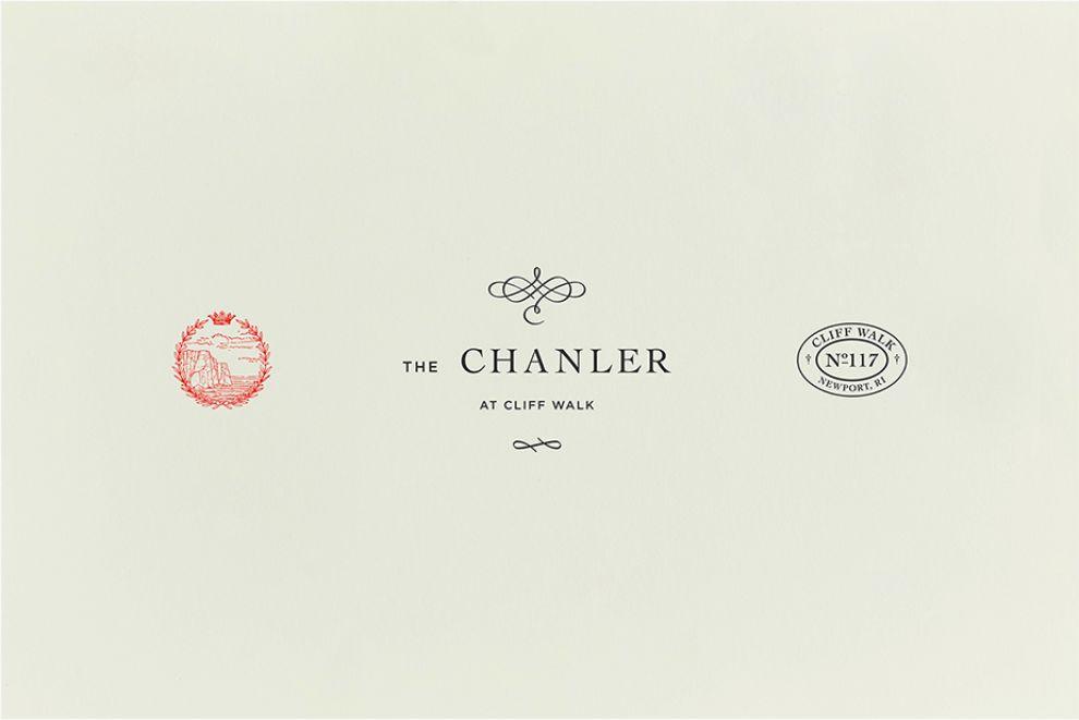 The Chanler Clean Print Design
