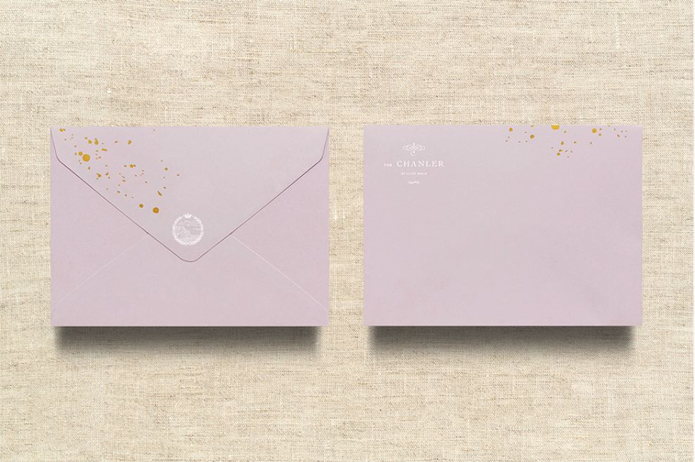The Chanler Package Design