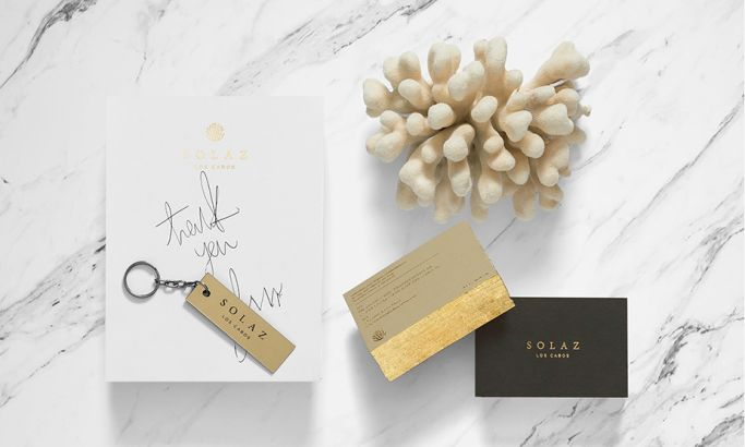 Solaz Stunning Package Design
