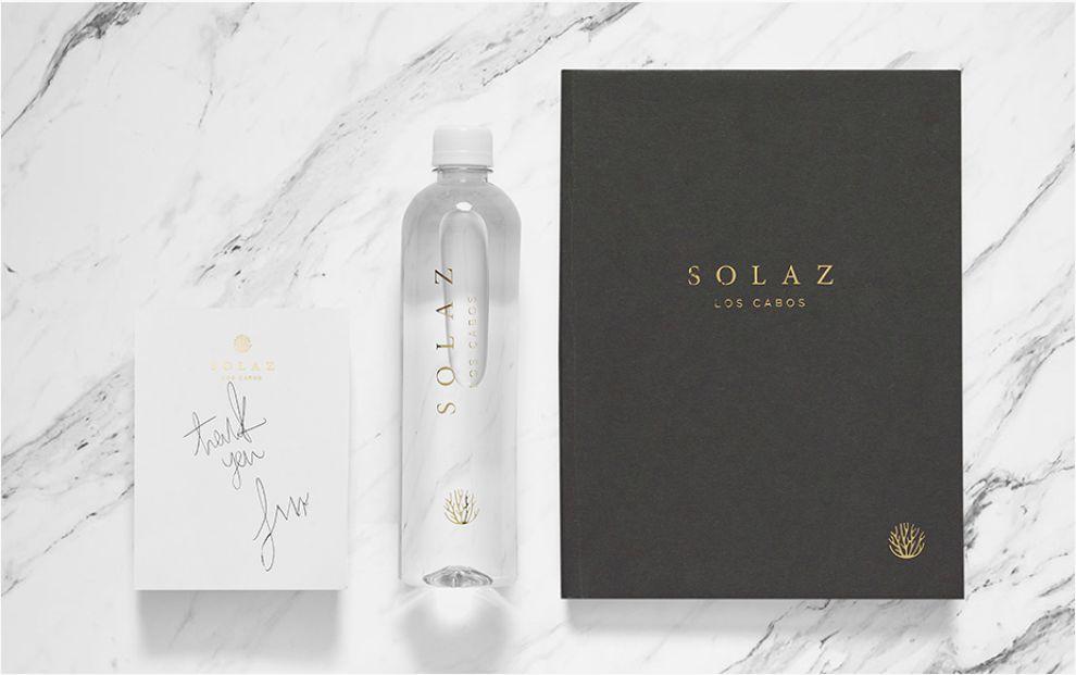Solaz Clean Package Design