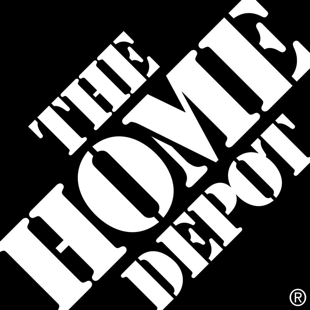 The Home Square Shape Logo Design