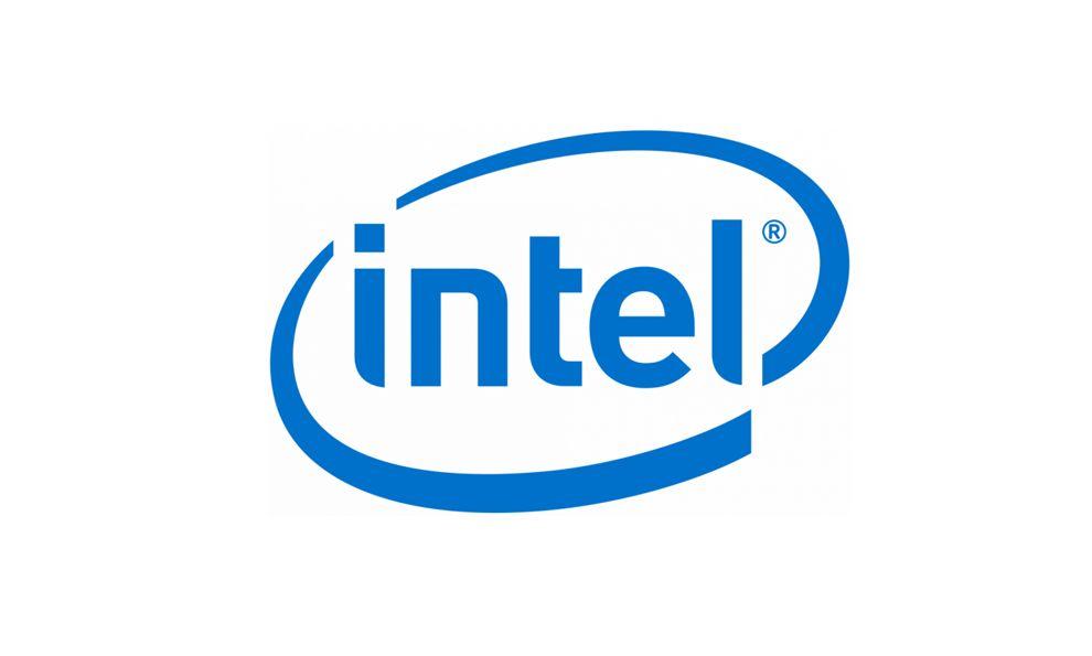 Intel Classic Logo Design