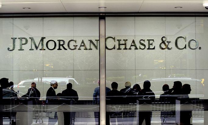 JPMorgan Chase & Co. Clean Logo Design