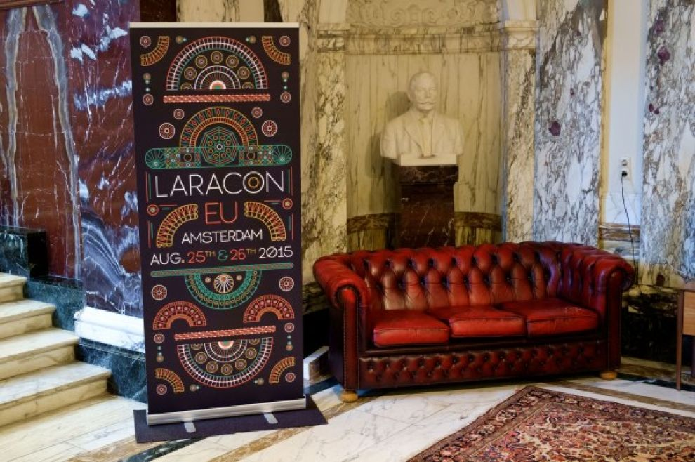 Laracon Outstanding Print Design