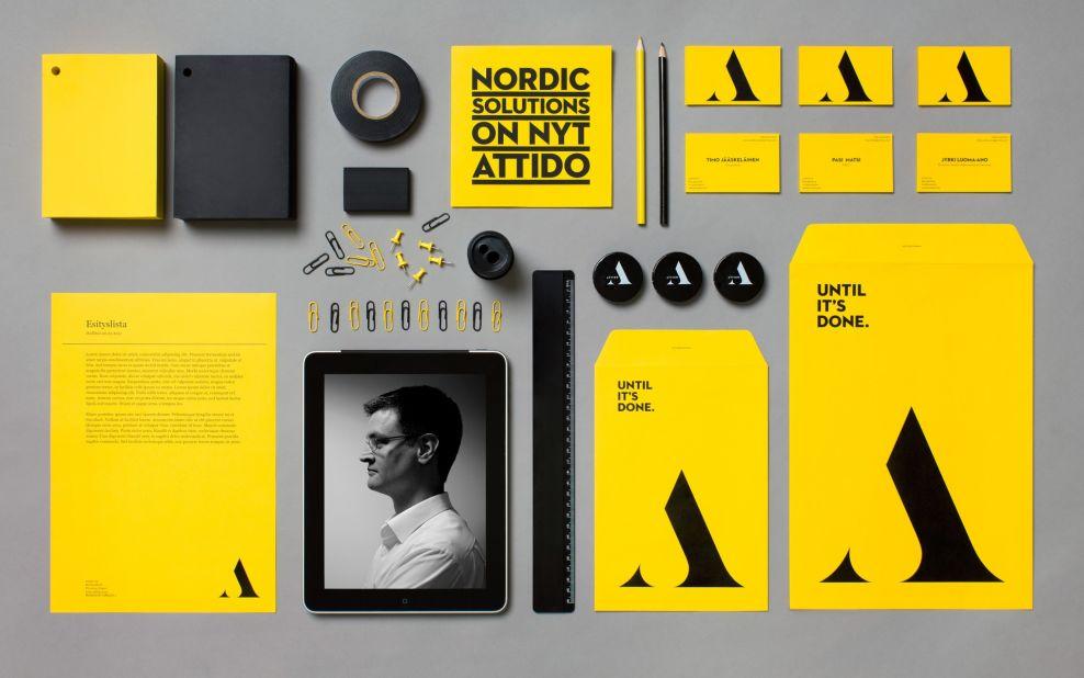 Attido Print Design