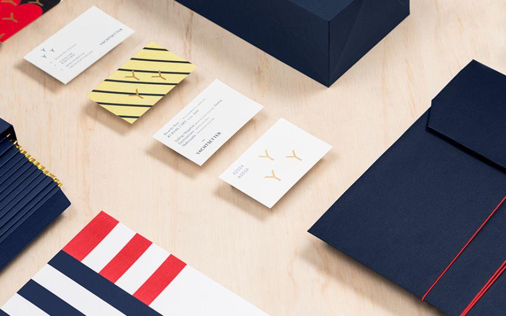 The Yachtsetter Beautiful Print Design