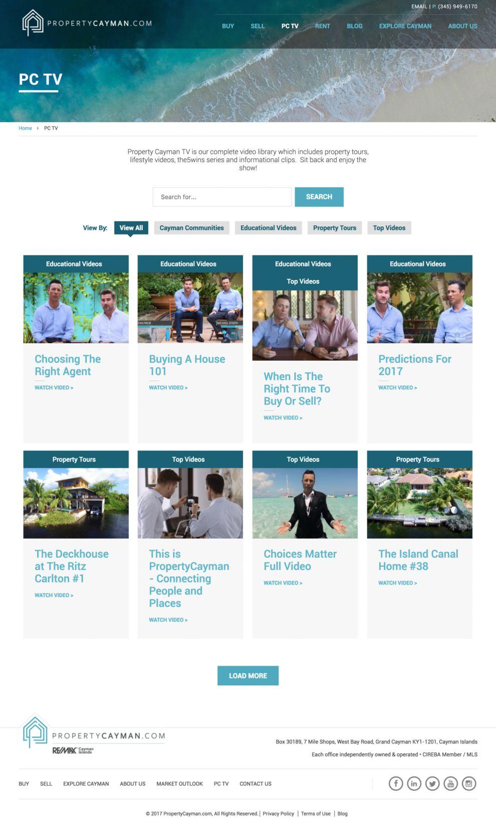 Property Cayman Beautiful Gallery Page