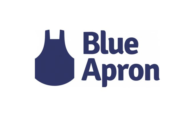 Blue Apron Fresh Logo Design
