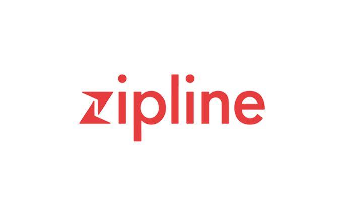Zipline Simple Logo Design