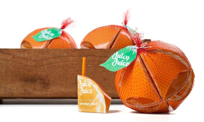 Juicy Juice Awesome Package Design