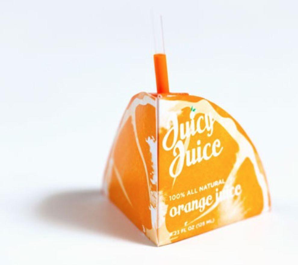 Juicy Juice Fun Package Design