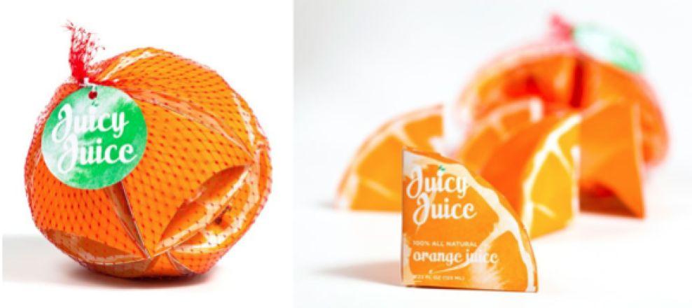 Juicy Juice Package Design