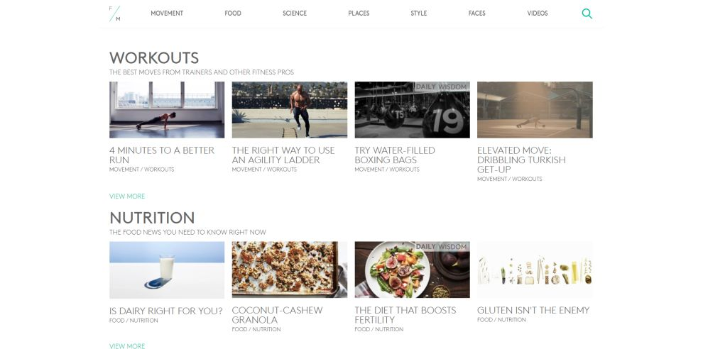 Furthermore from Equinox Top Website Design Blog