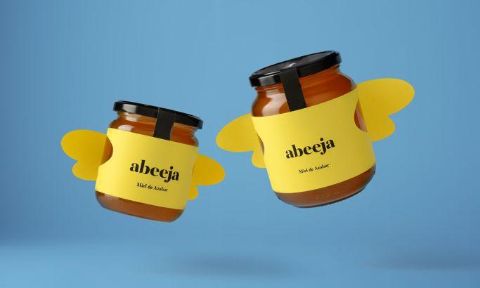 Abeeja Honey Fun Package Design