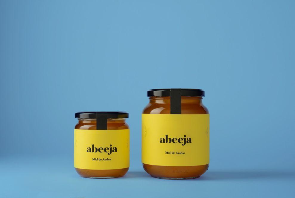 Abeeja Honey Playful Package Design
