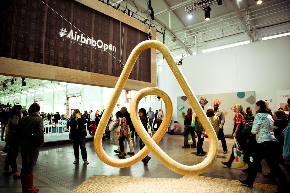 Airbnb Great Logo Design