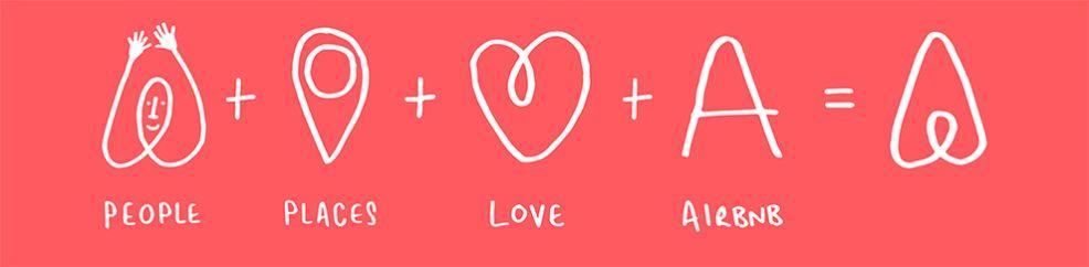 Airbnb Symbols Design