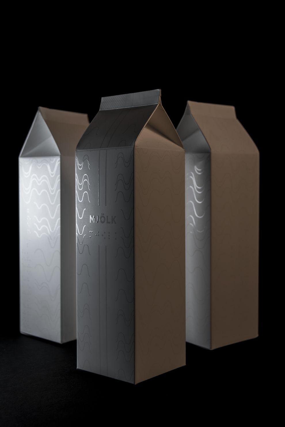Color Me Blind Simple Package Design