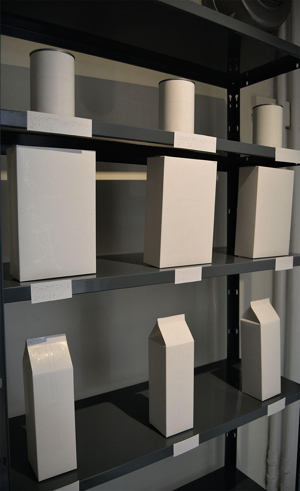 Color Me Blind Clean Package Design