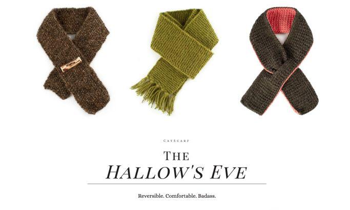 CatScarf Beautiful Website Design