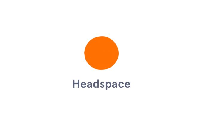 Headspace Simple Logo Design