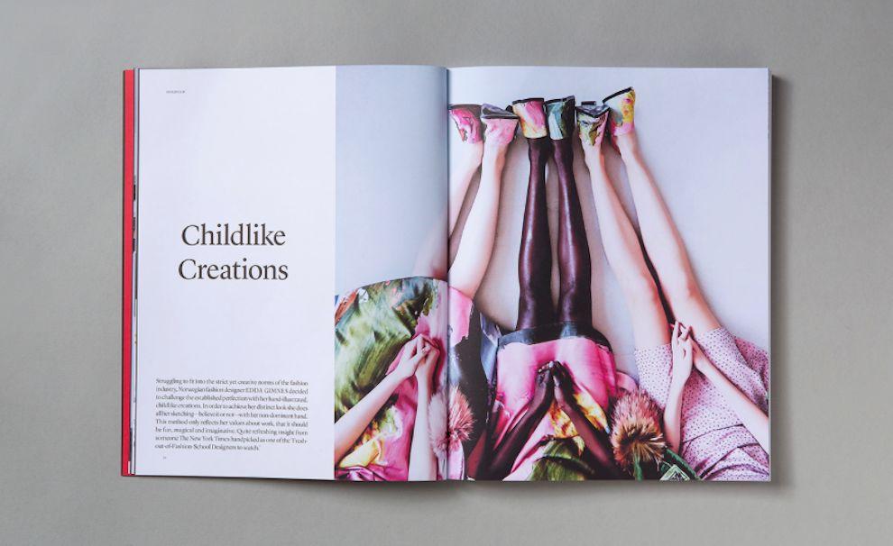 A New Type of Imprint, Vol. 9 Gorgeous Print Design