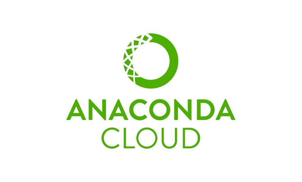 Anaconda Cloud Great Logo Design