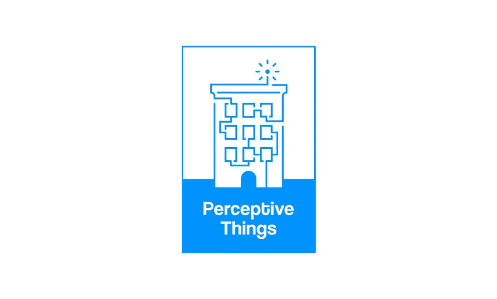 Perceptive Things Creative Logo Design