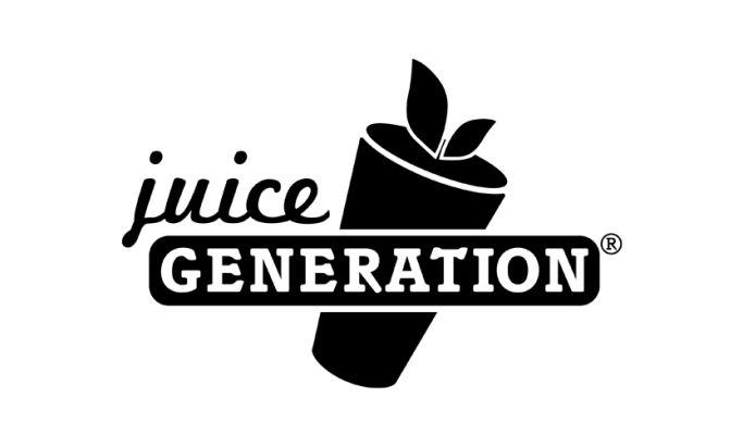 Juice Generation Great Logo Design