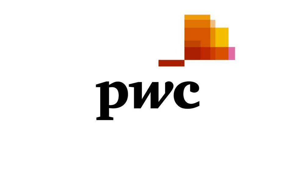 PWC Beautiful Logo Design