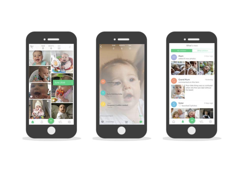 Lifecake Clean App Design