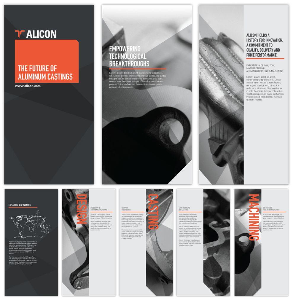 Alicon-Enkei Alloys Print Design