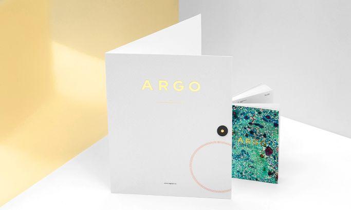 Argo Elegant Print Design