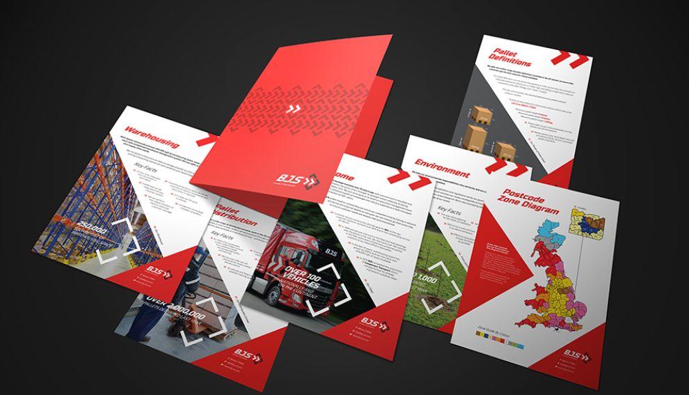 BJS Storage and Distribution Great Print Design