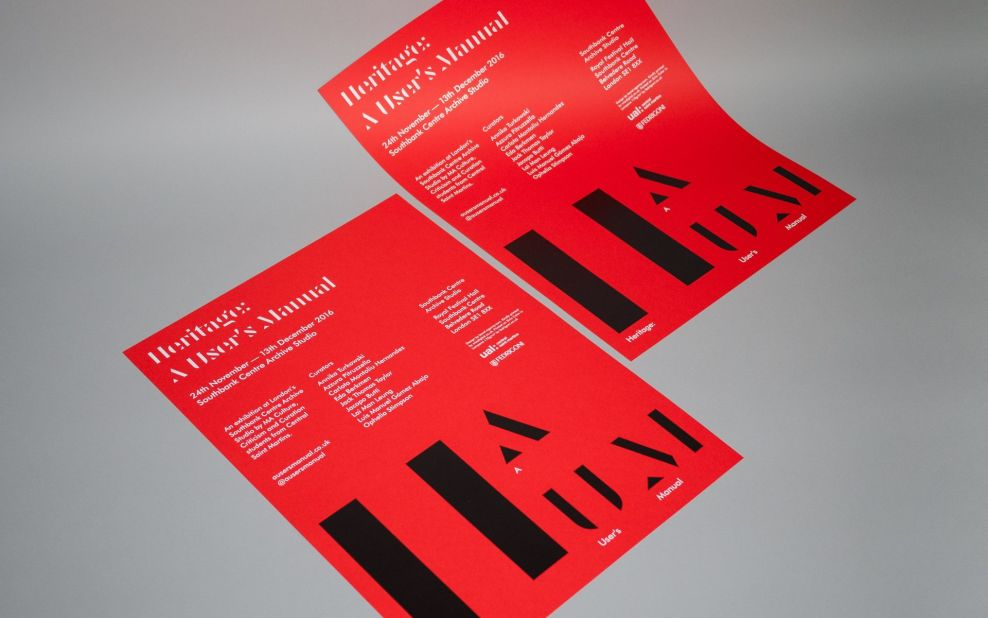 Heritage: A User's Manual Great Print Design