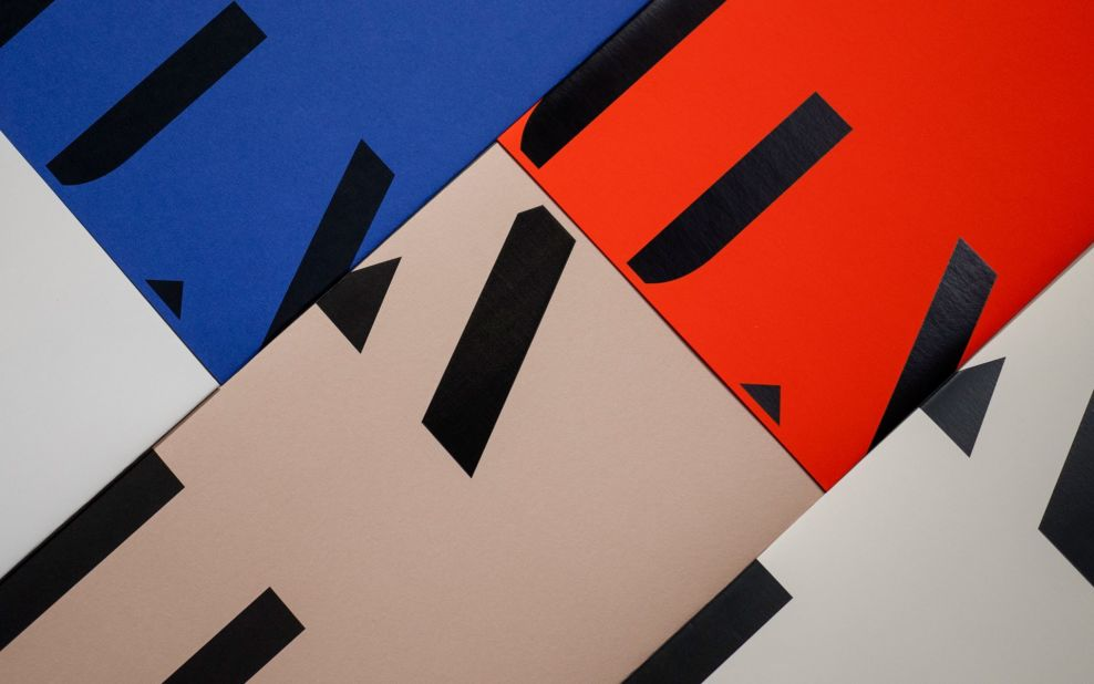 Heritage: A User's Manual Print Design