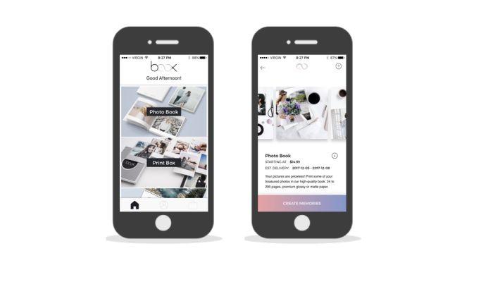 boox Elegant App Design
