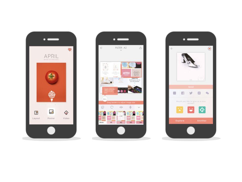 April Playful App Design