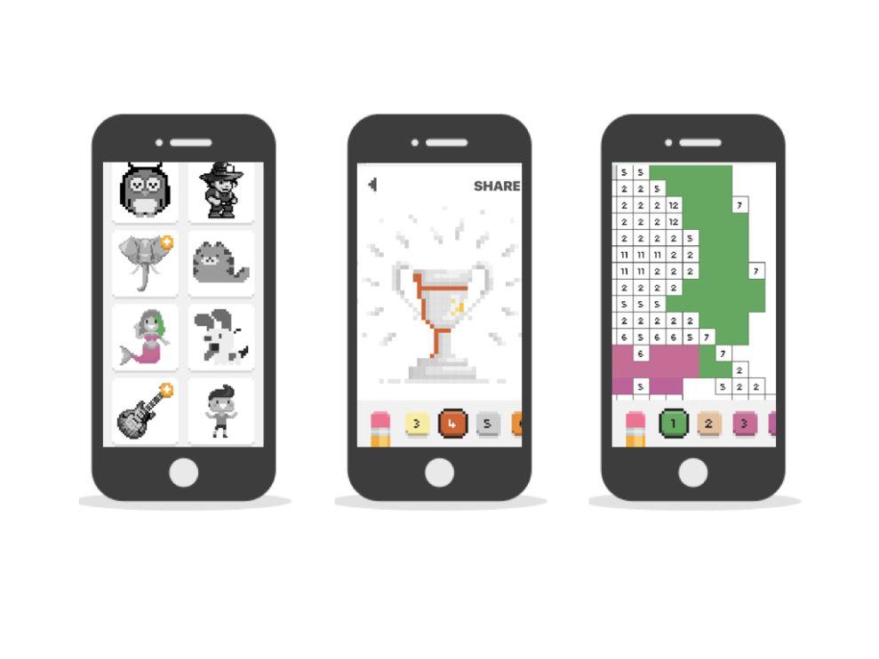 Unicorn Playful App Design