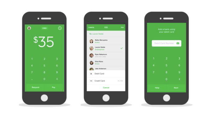 Cash App User-Friendly App Design
