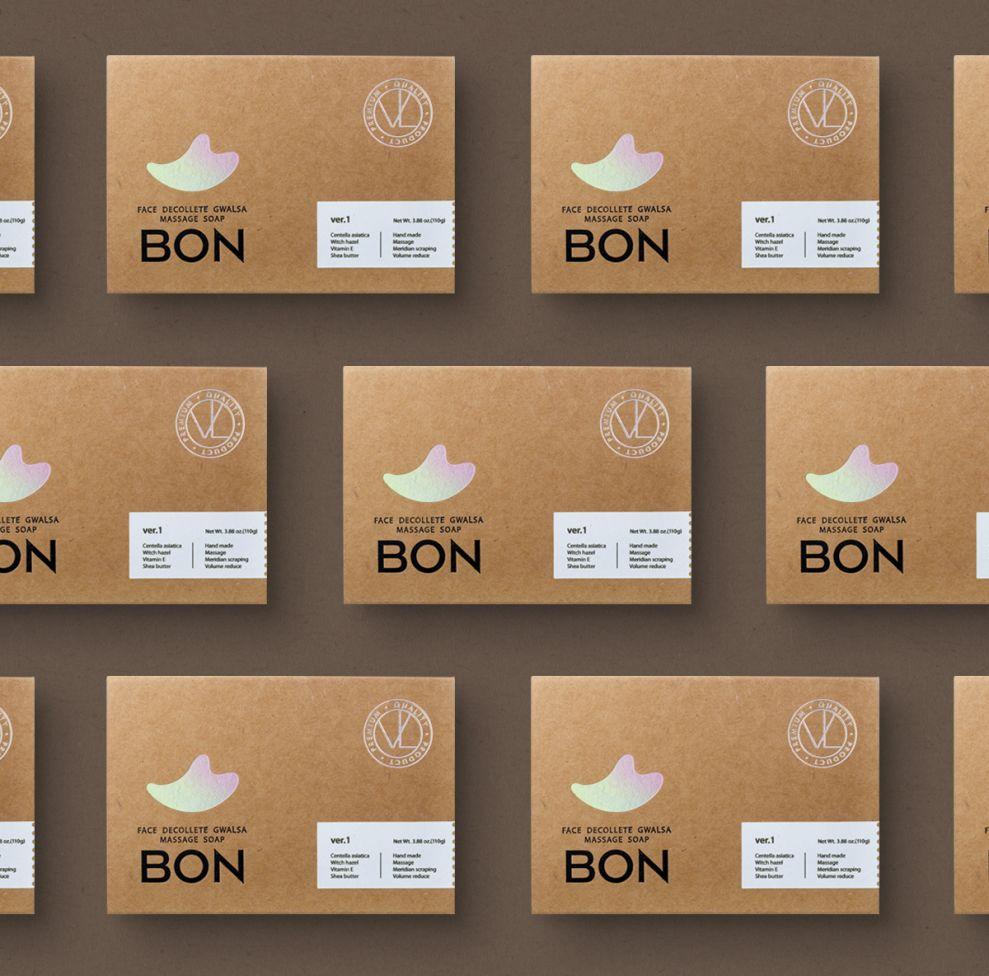 Bon Clean Package Design