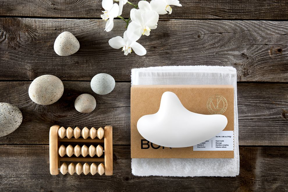 Bon Sophisticated Package Design