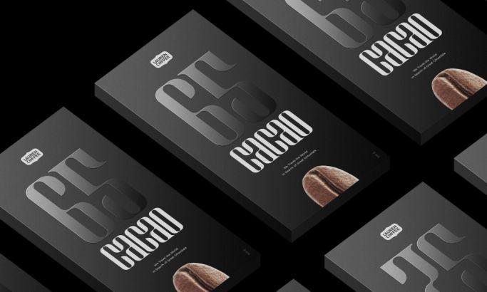 Lauren Coffee Clean Chocolate Package Design