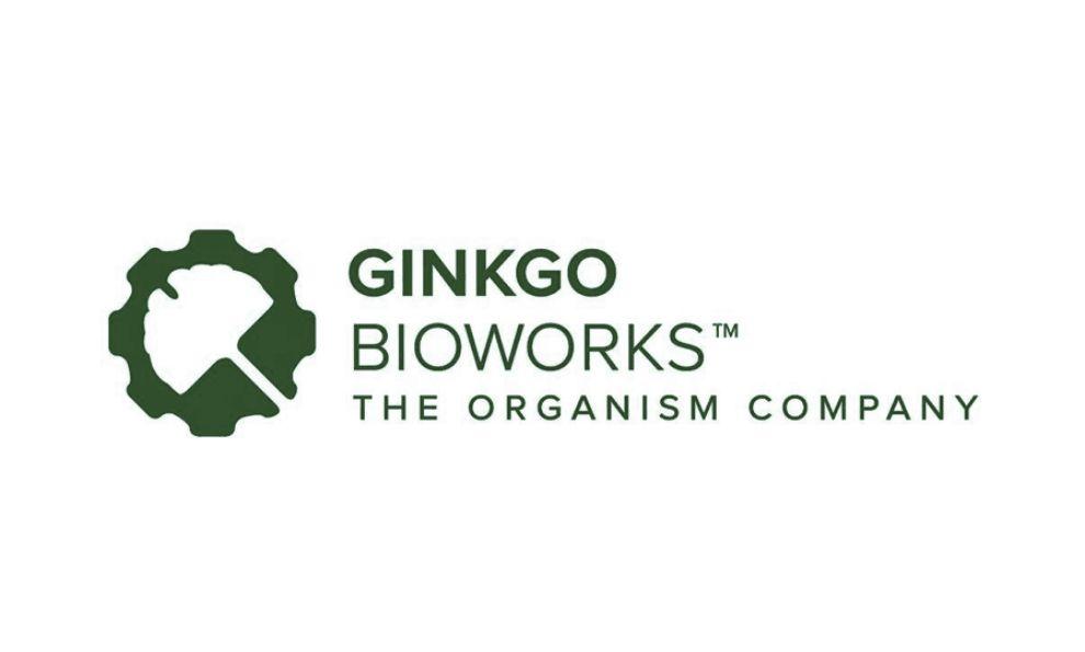 Ginkgo Bioworks Great Logo Design