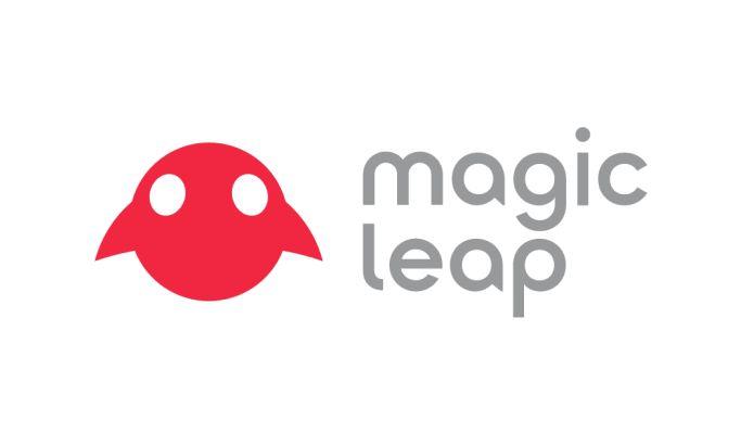 Magic Leap Playful Logo Design