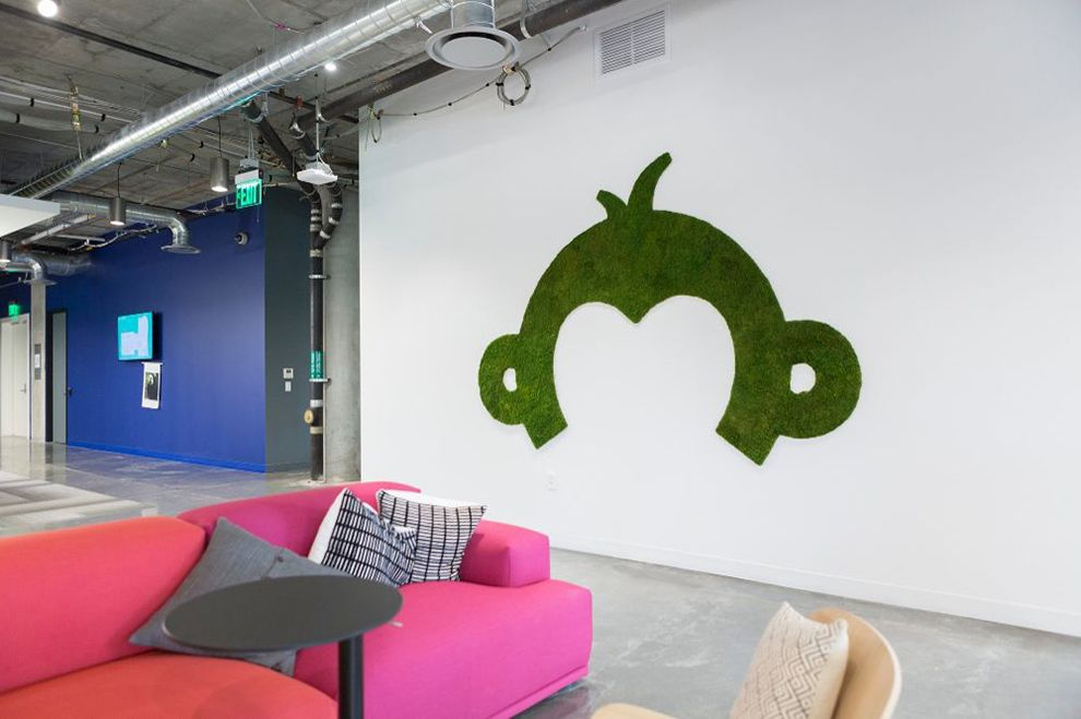 SurveyMonkey Logo Design